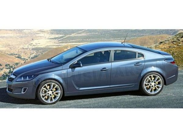 2008 Opel Vectra Saturn Aura To Be Unveiled In Frankfurt