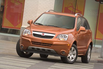 2008 Saturn Vue coming with two hybrid powertrains