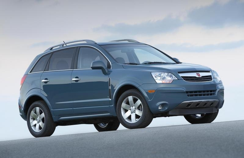 2008 Saturn Vue won't be powered by Honda