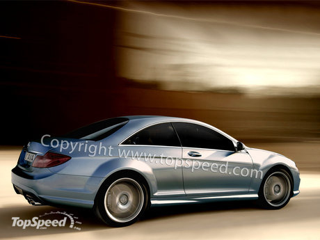 2009 Mercedes CLK-Class. The aggressive esthetics will be backed by an all
