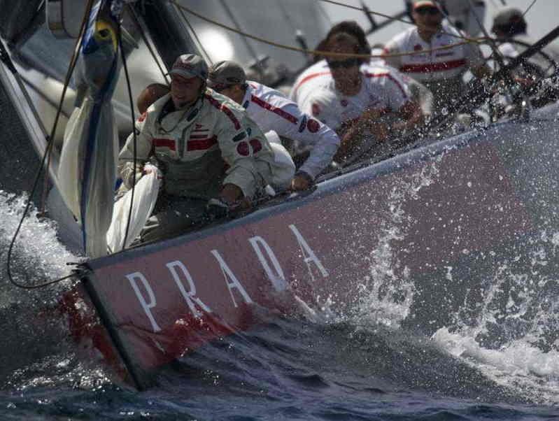 America's Cup - Luna Rossa Challenge is one of the finalists