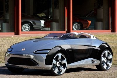 Bertone to build a BMW-powered sportscar for the US market?