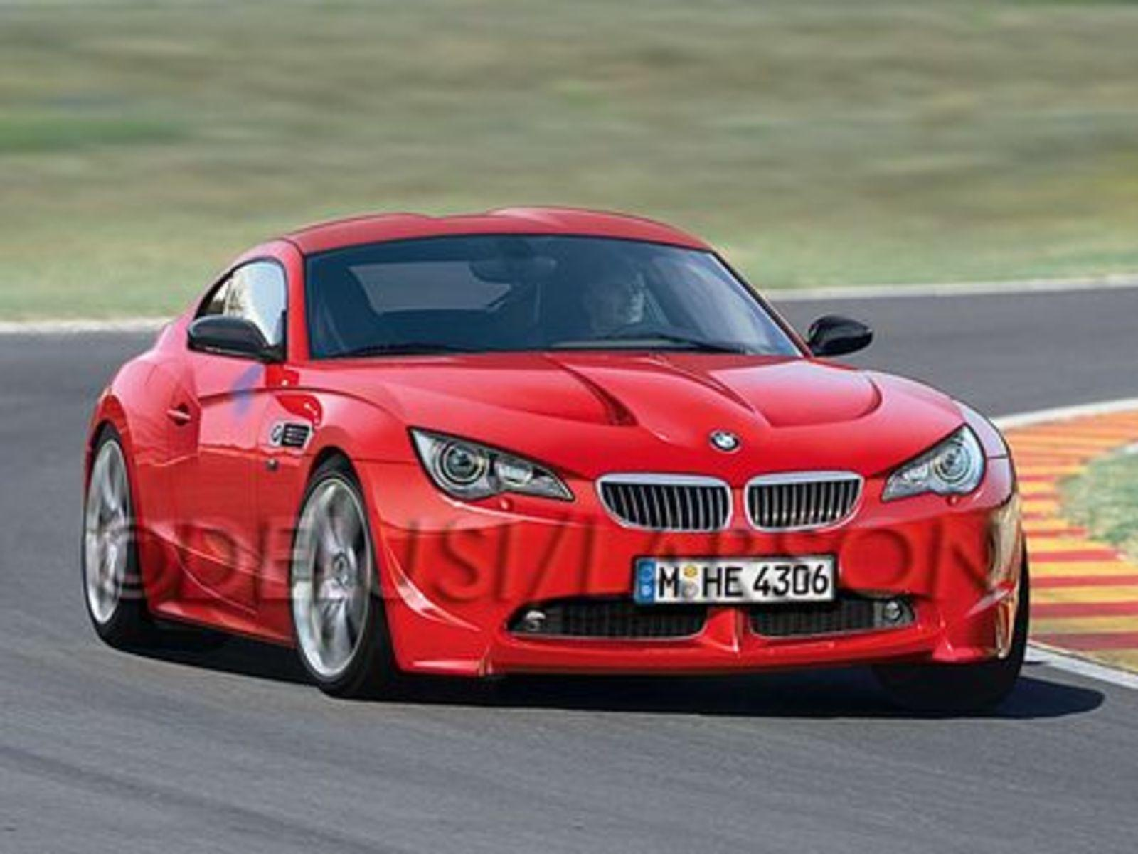 BMW M10 To Be Unveiled In 2010