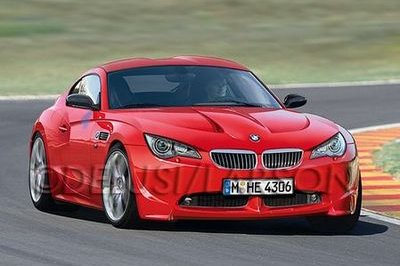 BMW M10 to be unveiled in 2010?