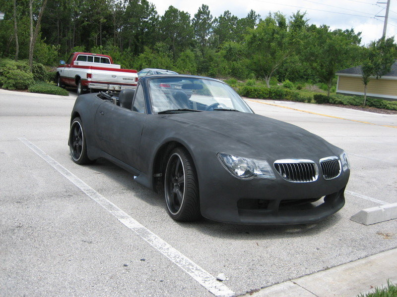 BMW Z9 Replica based on Mazda MX-5