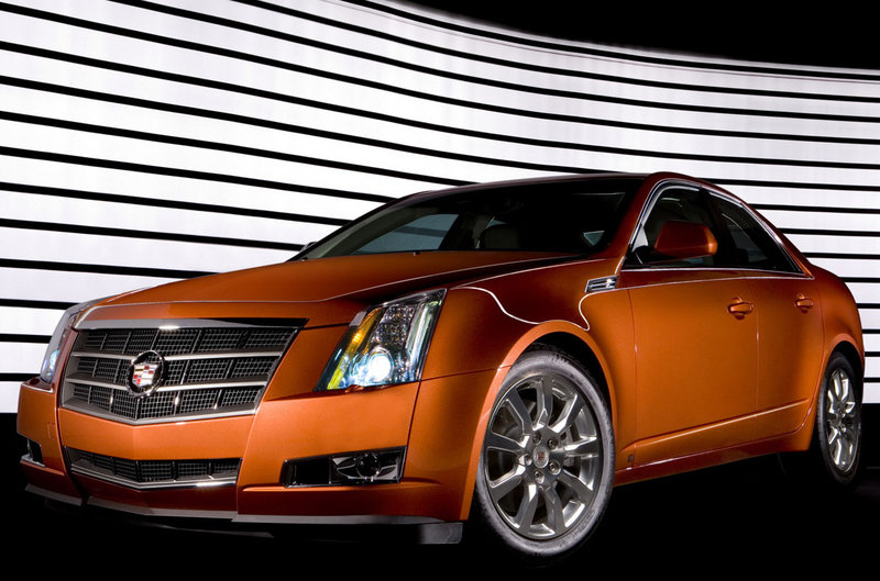 Cadillac will drop DTS or STS