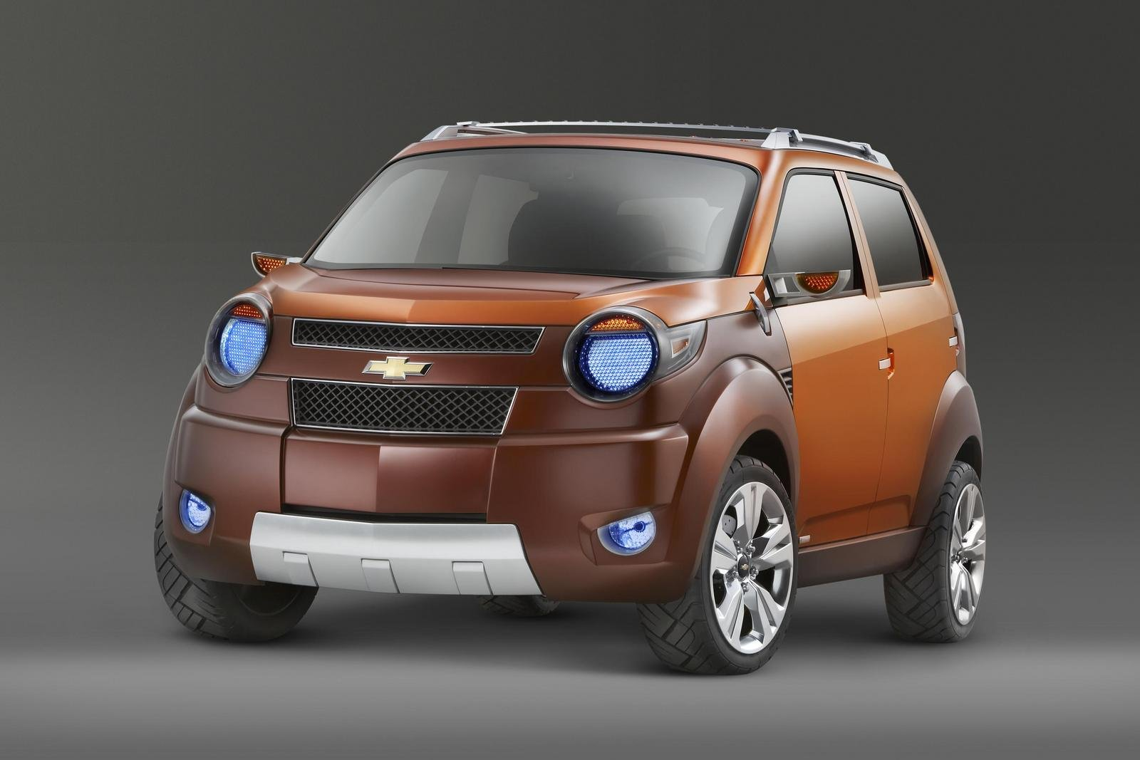 Chevrolet Trax To Inspire 2010 SUV - Picture 171290 | car ...