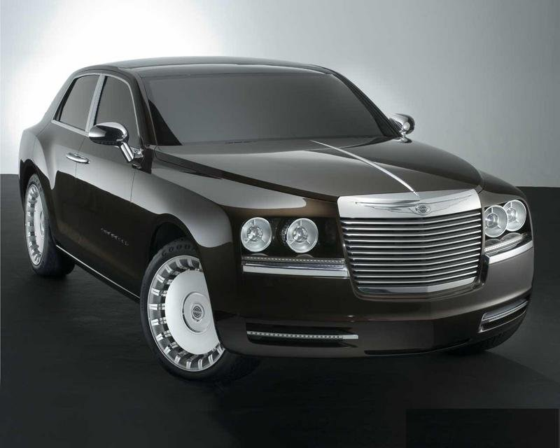 Chrysler Imperial confirmed for 2009