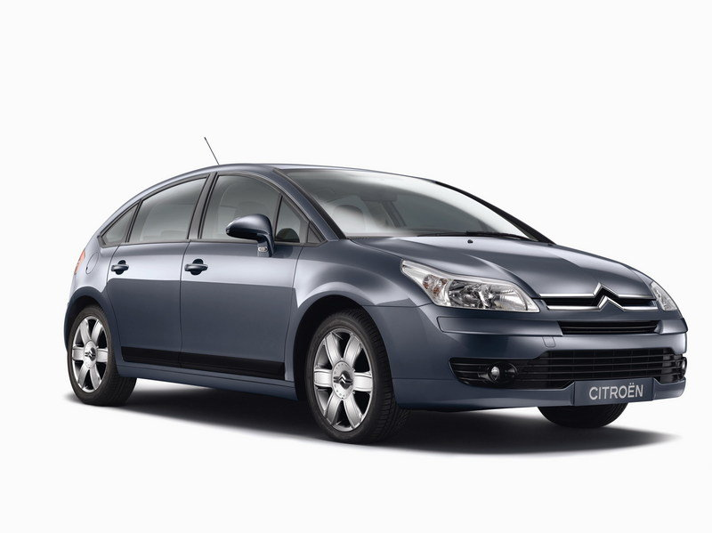 2007 Citroen C4 Sillage