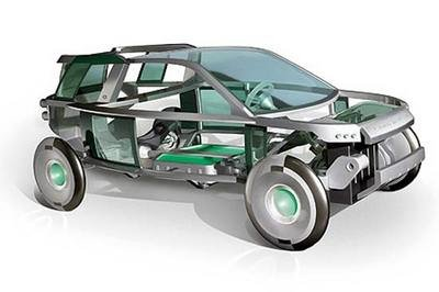 Land Rover to enter in the Hybrid's world