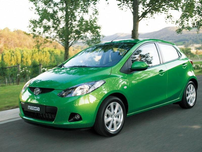 Mazda2 Rolls Off Production Line