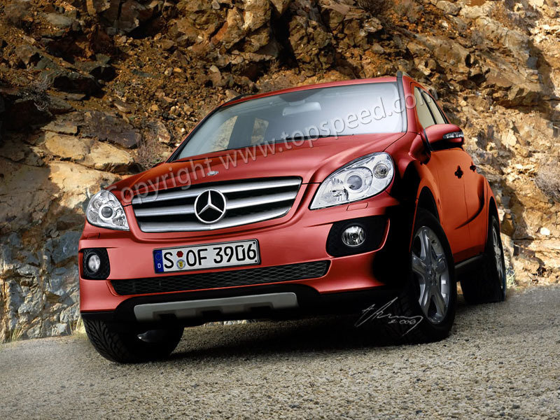 Mercedes MLK-Class News And Reviews | Top Speed