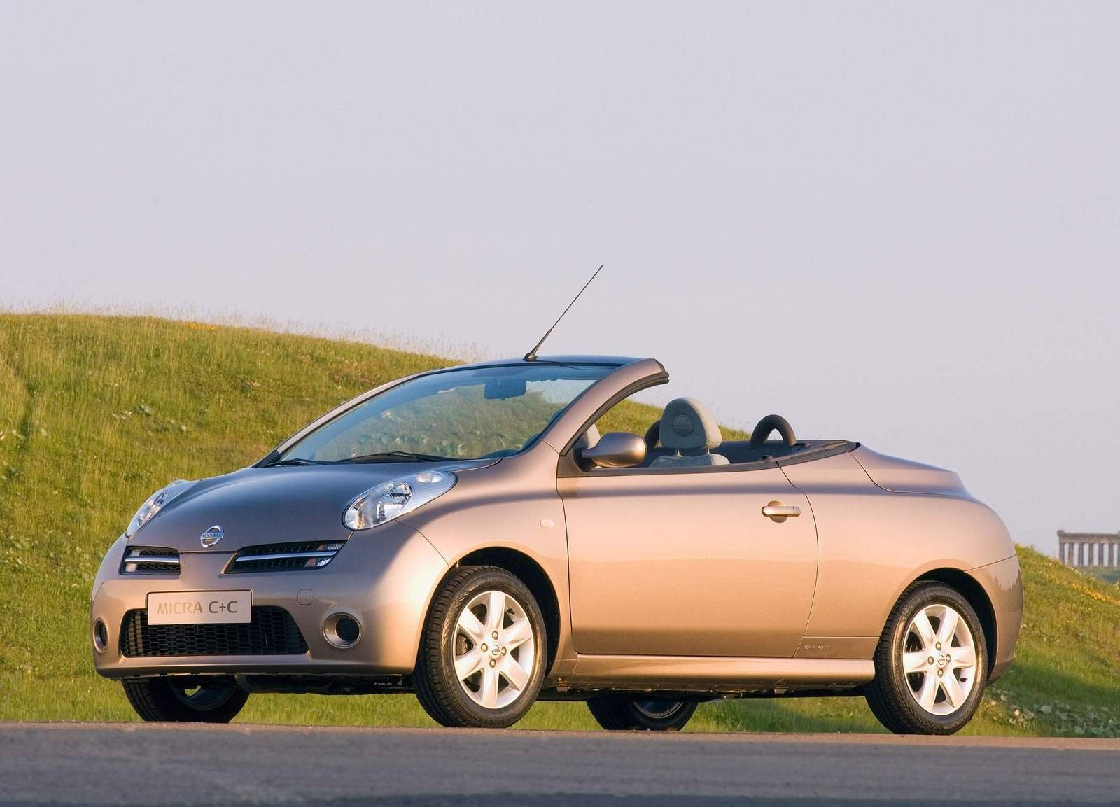 nissan micra c c going to japan news top speed. Black Bedroom Furniture Sets. Home Design Ideas