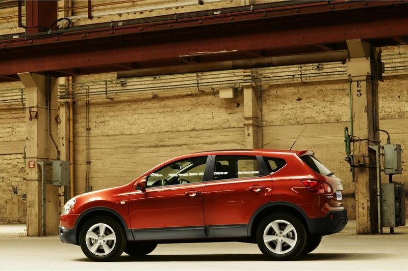 Nissan Qashqai - best ever adult occupant score