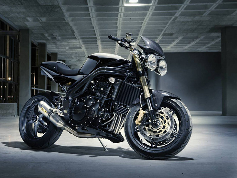 Only 50 Special Edition Speed Triple to be made