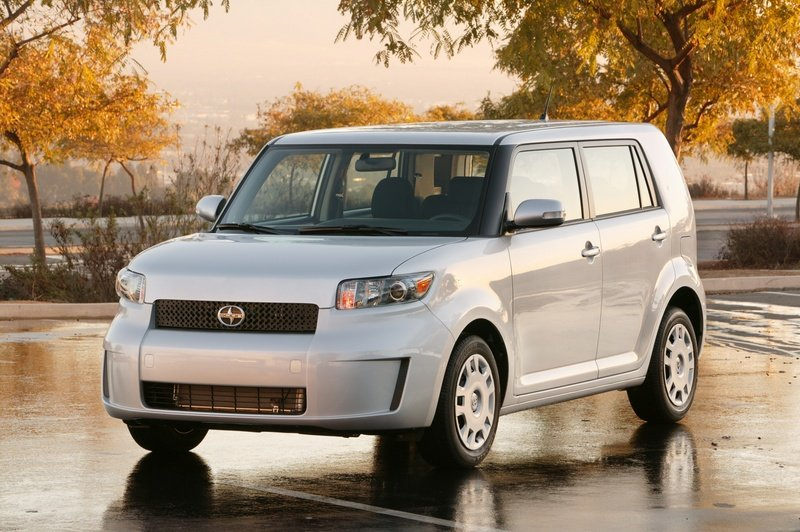 Scion Launches All-New 2008 xB