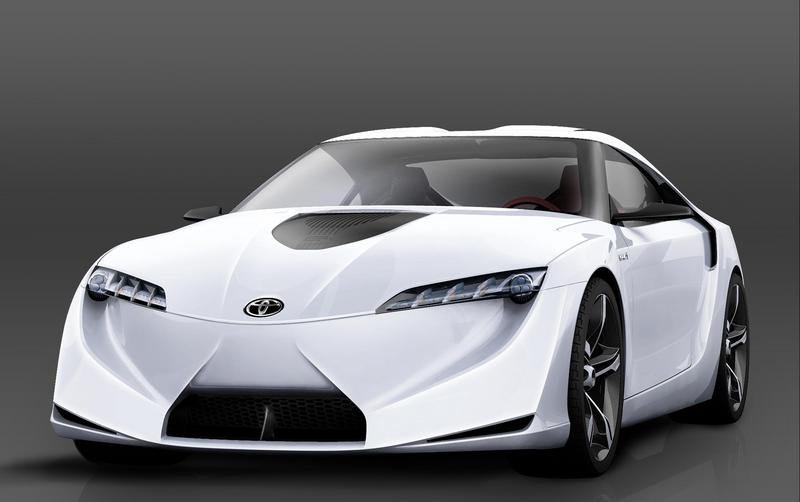 Toyota FT-HS into production starting 2009