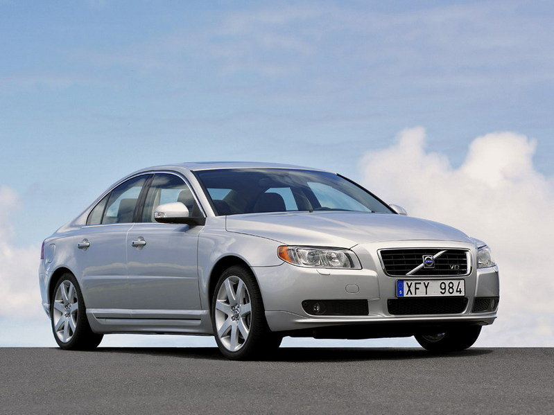 Volvo S80 gets T6 turbo and D5 diesel with AWD