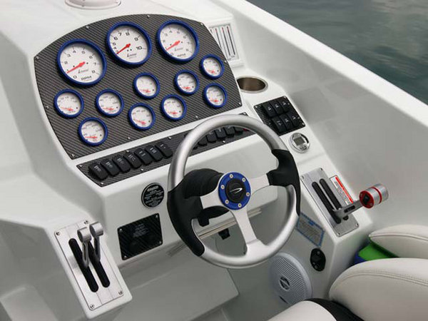 2007 Baja 30 Outlaw Boat Review Top Speed