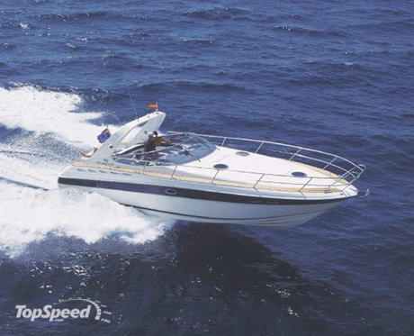 The Bavaria 38 Sport is suited for fast long range coastal cruising.