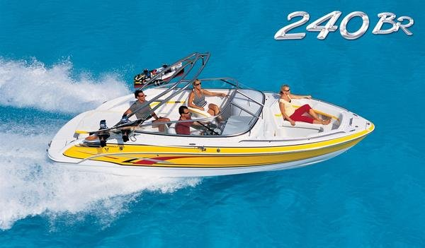 2007 Formula 240 Bowrider Review Top Speed