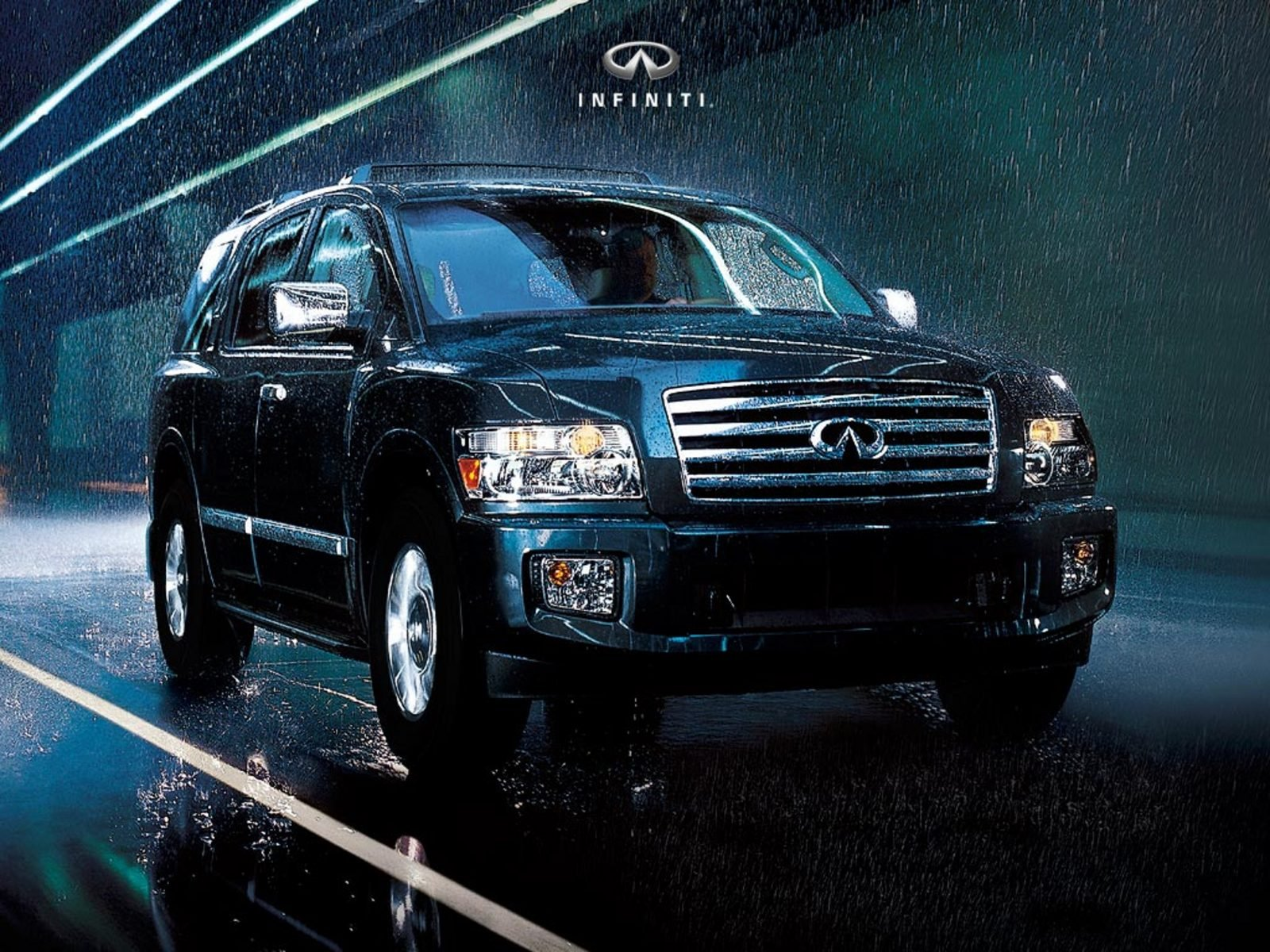 2007 Infiniti Qx56 Review Top Speed