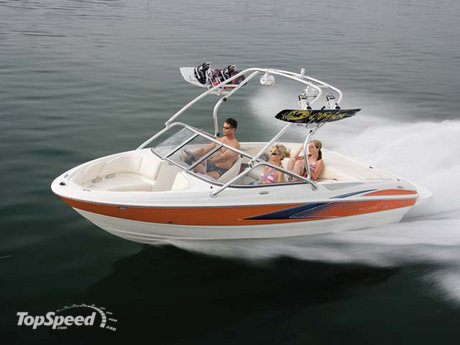 Engine The Maxum 1900 SR3 engine provides enough horsepower to enjoy the ...
