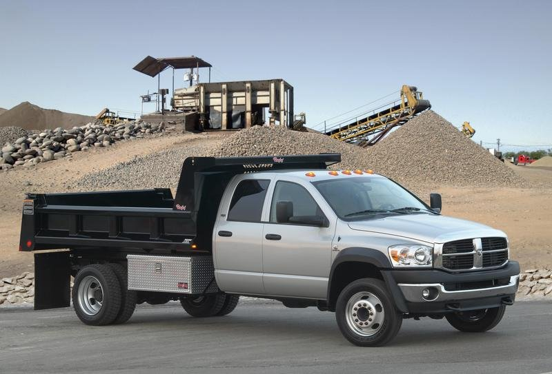 2008 Dodge Ram 4500 and 5500 Chassis Cabs pricing announced