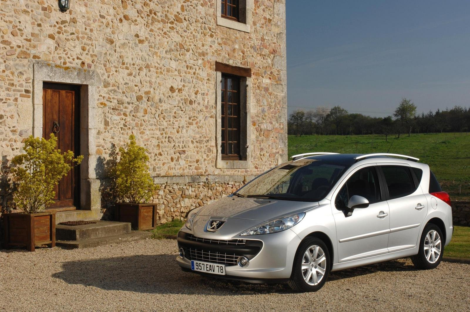2008 peugeot 207 sw picture 175283 car review top speed. Black Bedroom Furniture Sets. Home Design Ideas