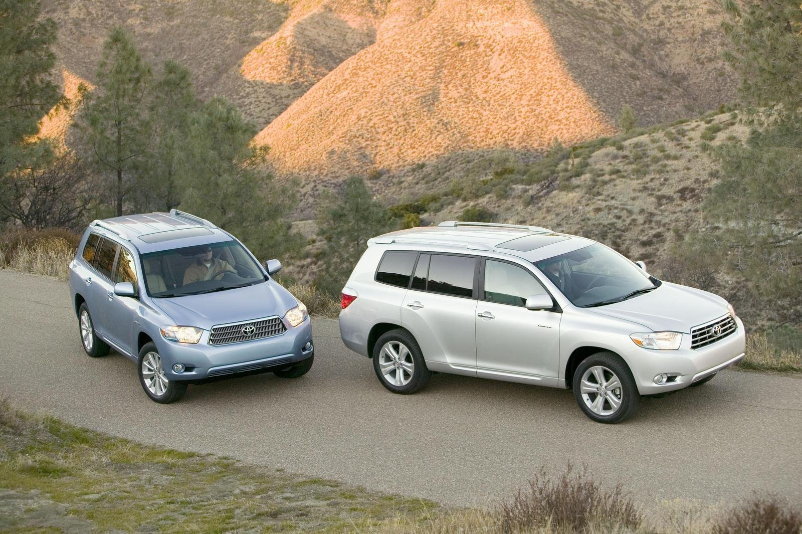 2008 toyota highlander prices announced news top speed. Black Bedroom Furniture Sets. Home Design Ideas