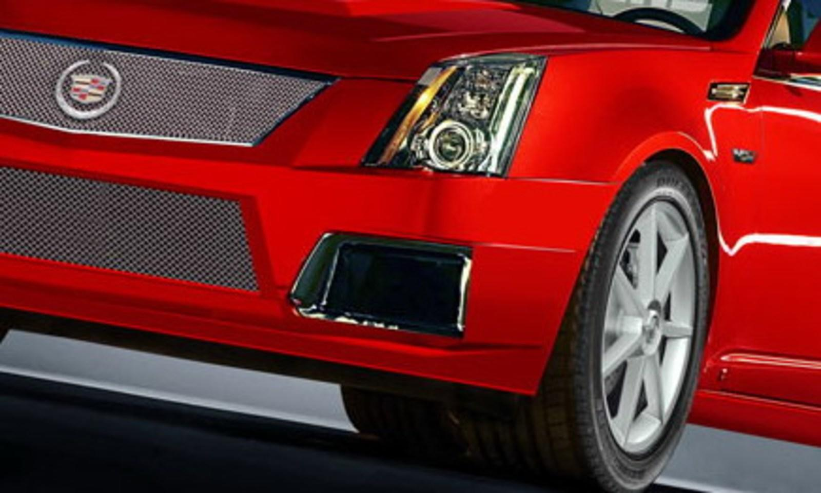 2009 cadillac cts v will get 600hp v8 engine news gallery top speed. Black Bedroom Furniture Sets. Home Design Ideas