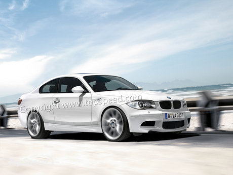 Bmw M1 Series Coupe. mw m1 picture