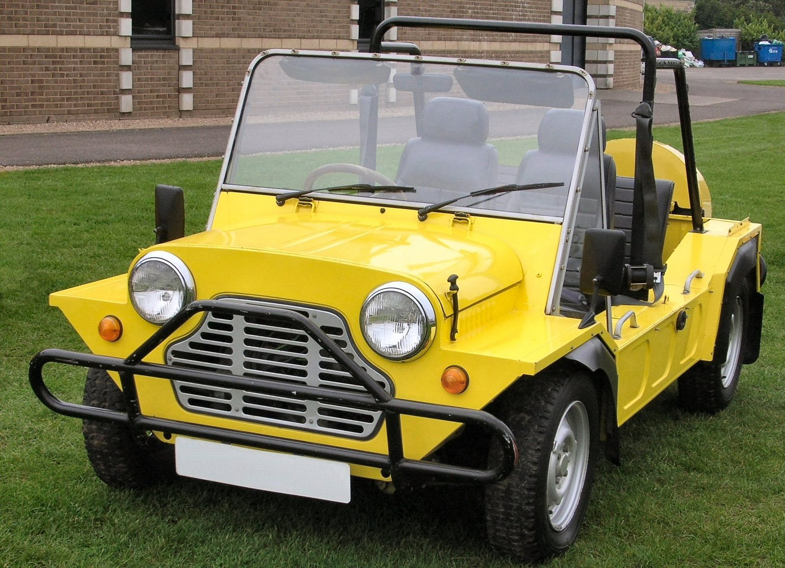 2010 Mini Moke Picture 180687 Car Review Top Speed