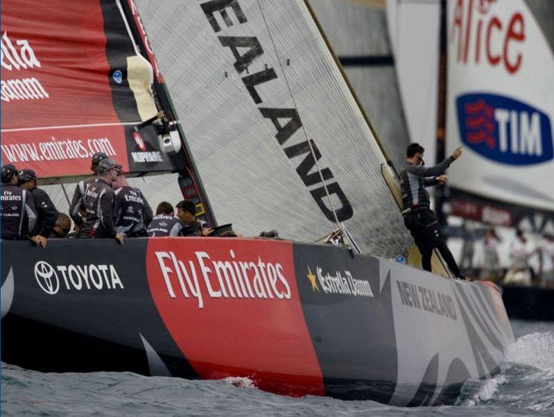 America's Cup - It's time for the 32nd America's Cup Match