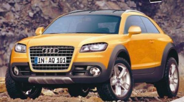 audi q1 renderings picture