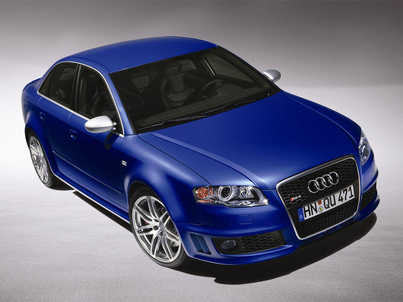 Audi RS4 News And Reviews | Top Speed