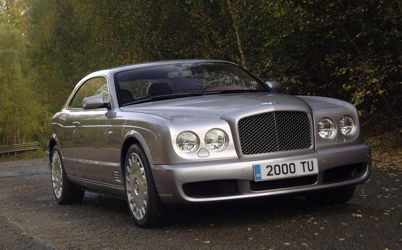 Bentley Brooklands sold out!