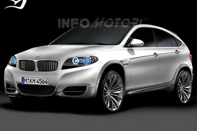 BMW X6 inspired by the CS Concept?