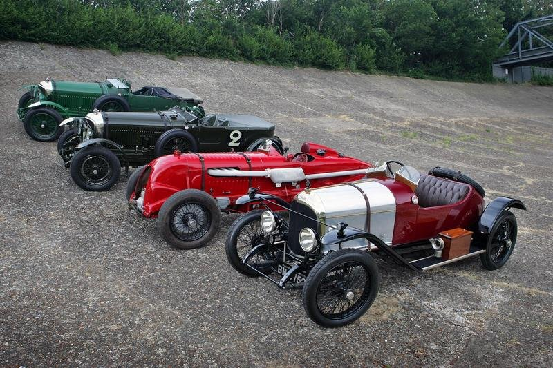 Brooklands celebrates circuit's centenary