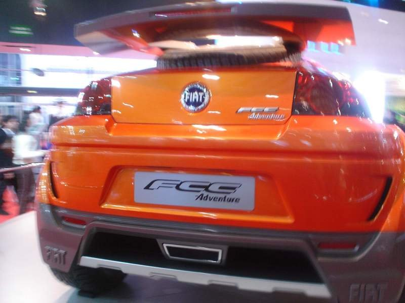 Buenos Aires Auto Show - Cars Gallery