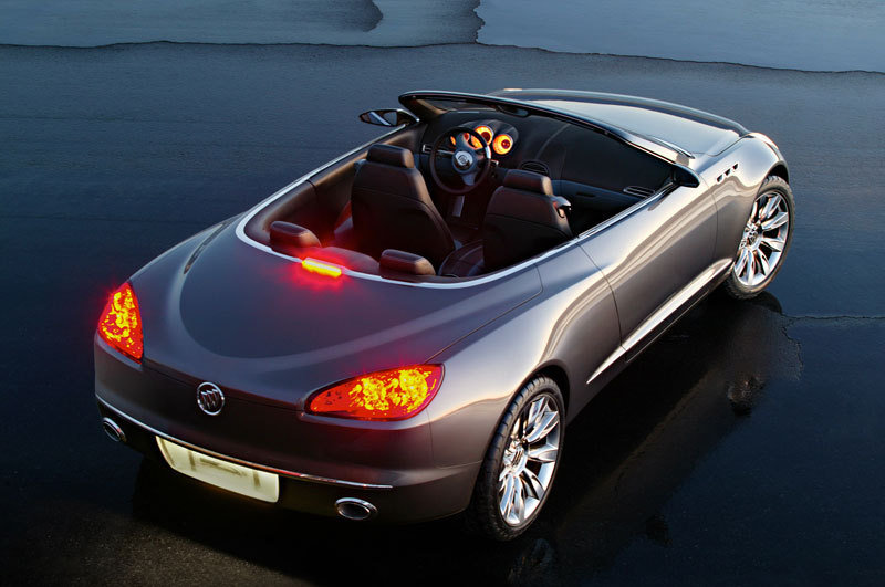 Buick Velite a go for 2010