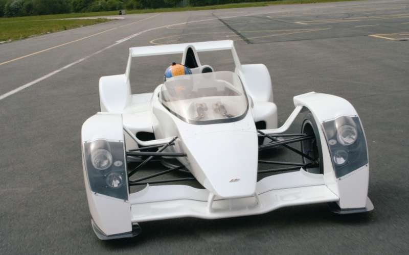 Caparo T1 in final development stages