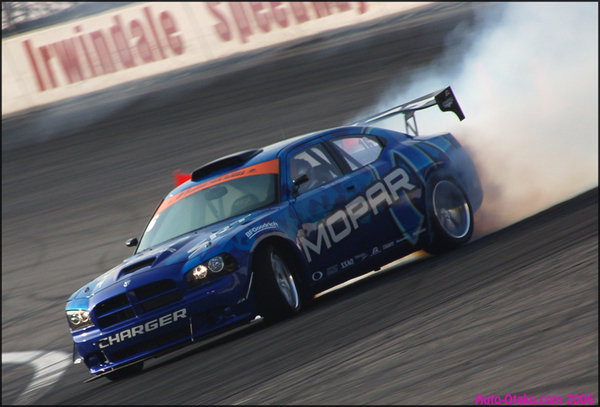 2007 Dodge Charger By Team Mopar S Drift Review Top Speed