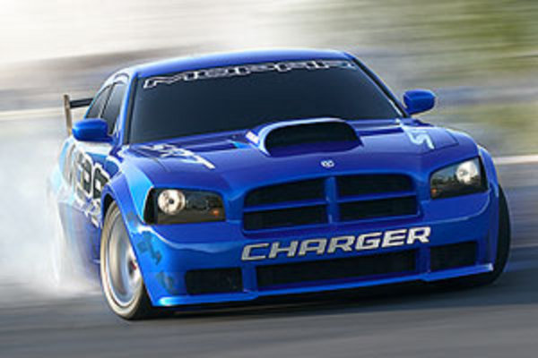 2007 Dodge Charger By Team Mopar S Drift Car Review