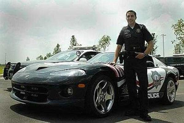 Dodge Viper Police Car Picture 179834 Car News Top Speed