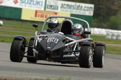 Experience the Ariel Atom Yourself