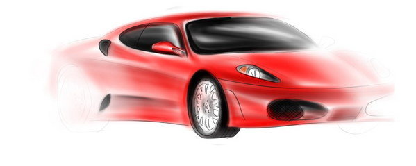 ferrari f430 cs to be priced as a 599 picture