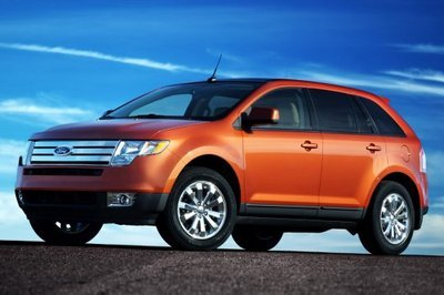 "Ford Edge is ""Most appealing all-new car"""