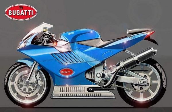 How About A Bugatti Motorcycle News Top Speed