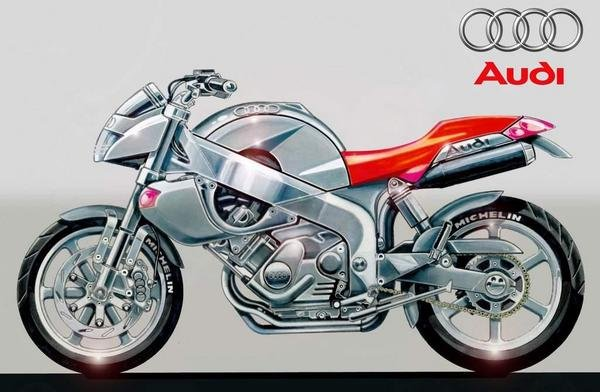 How About A Bugatti Motorcycle Picture 179070